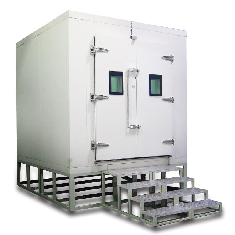 IP9K防水試驗室
